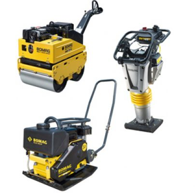Light Compaction Equipment