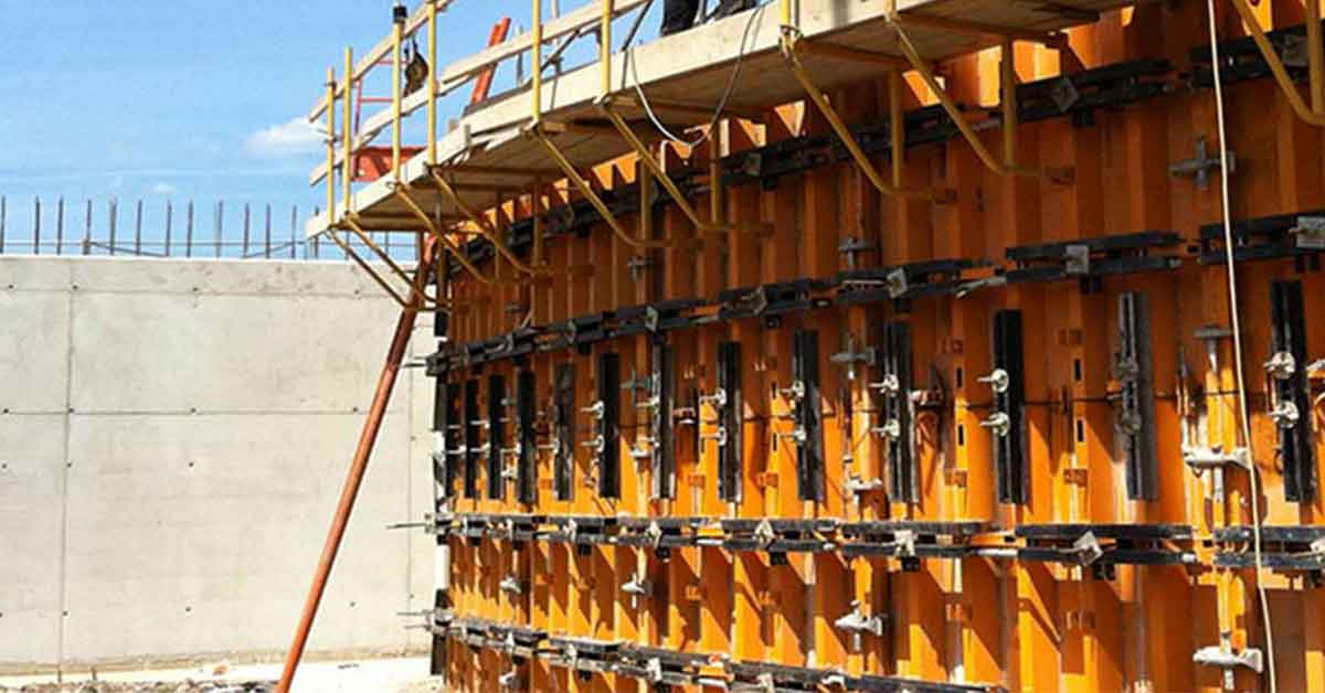 Concrete Forming Systems by Trekker Group US Division