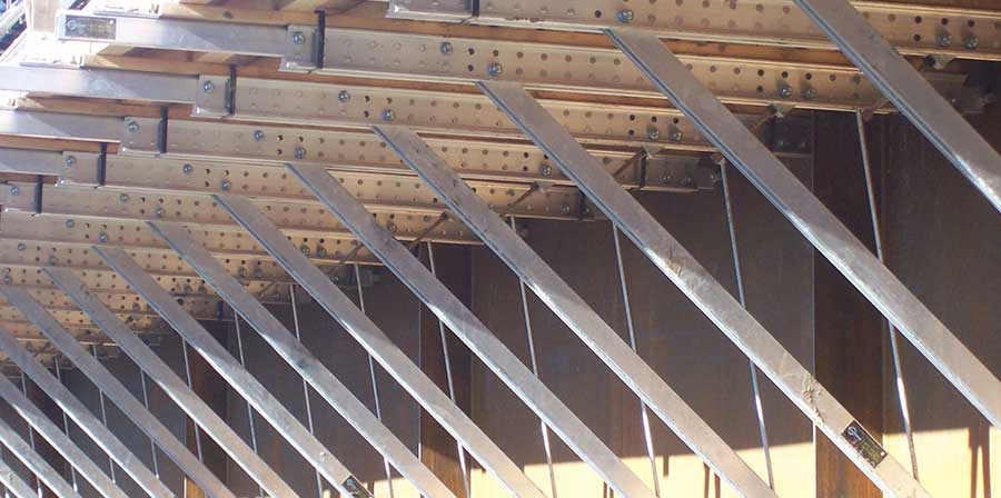 Overhang Brackets & Bridge Hangers