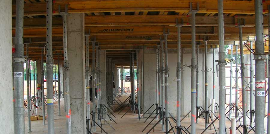 Concrete Shoring Systems By Trekker Group Us Division