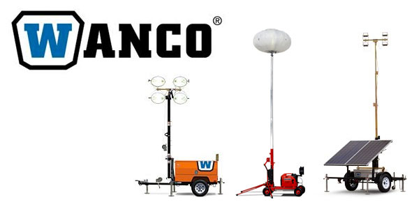 Wanco Light Towers For Sale By Trekker Group Us Division