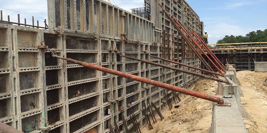 Concrete Forming And Shoring Services By Trekker Group Us