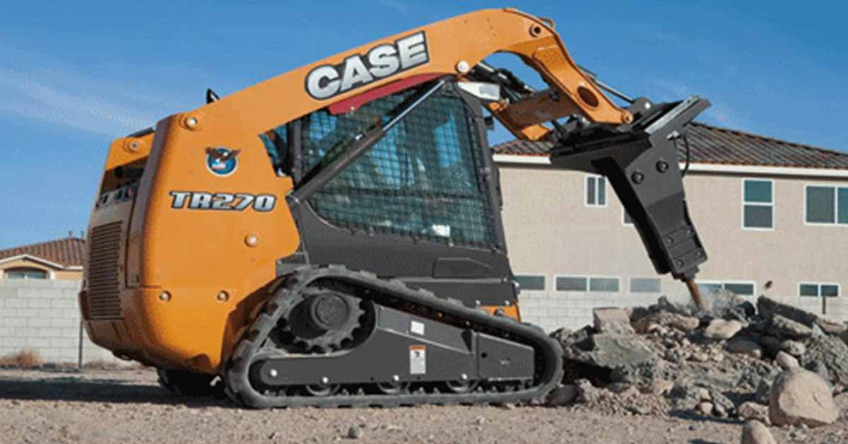 Track Loader For Sale >> New Case Tr270 Compact Track Loader For Sale
