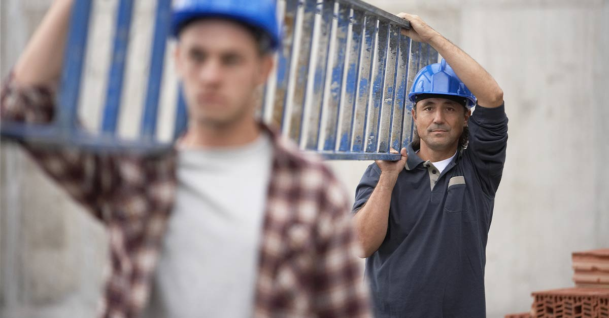 Top Tips for Ladder Safety at Your Job Sites