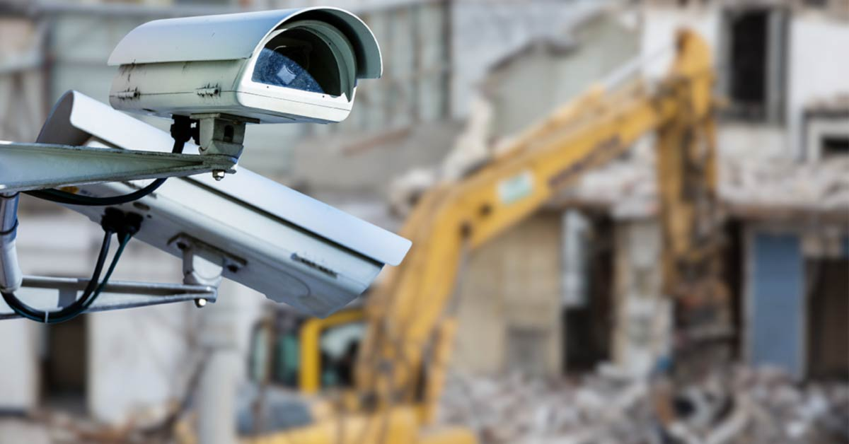 Tips to Prevent Theft from Your Construction Site