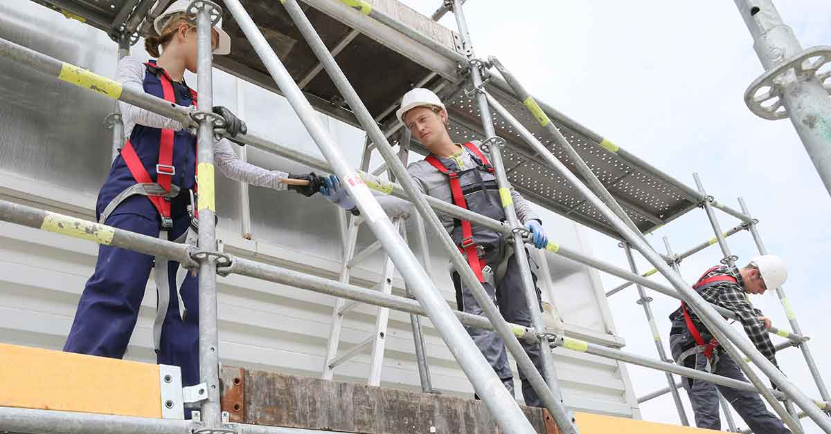 Top Tips for Scaffold Safety at Your Job Sites