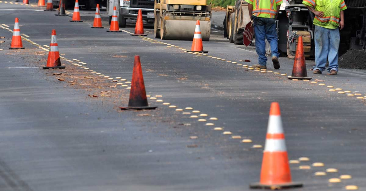 Top Tips for Road Construction Site Safety