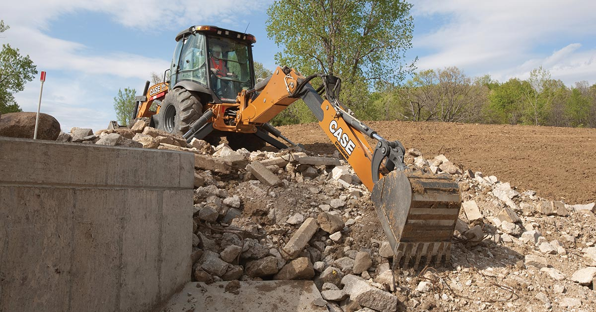Tips for Basic Preventive Maintenance for Backhoe Loaders