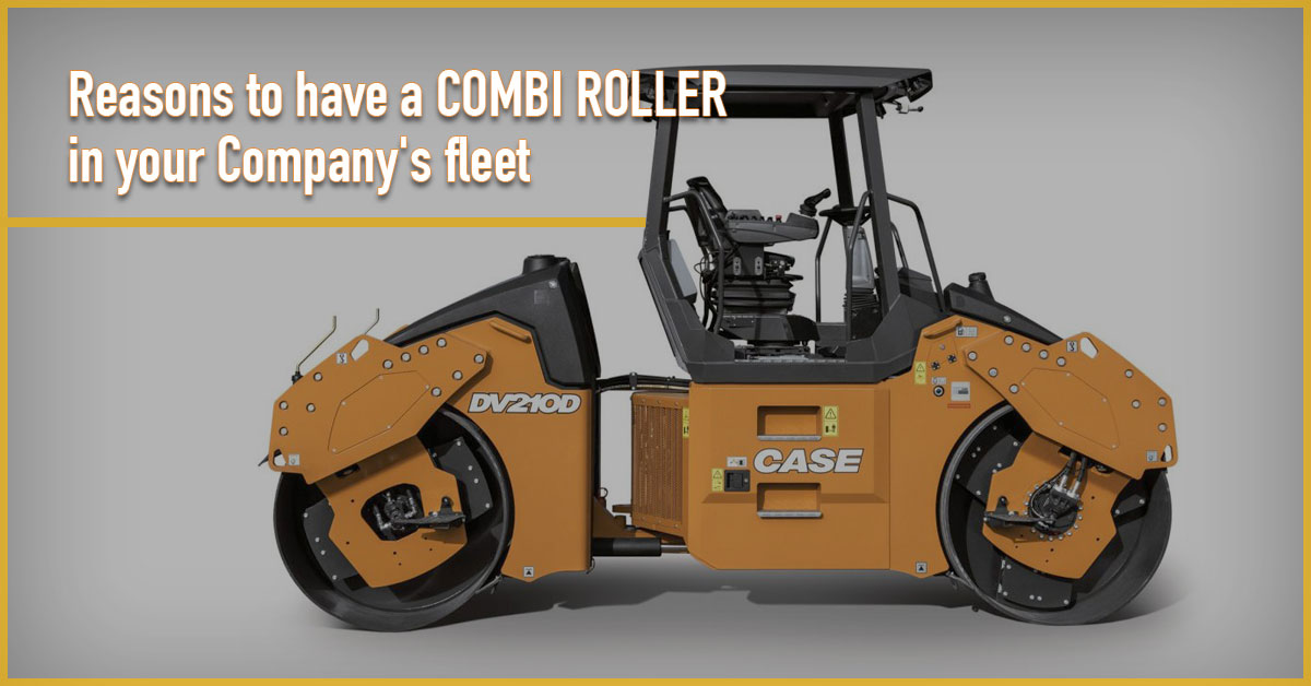 Reasons to Have a Combi Roller in Your Company's Fleet