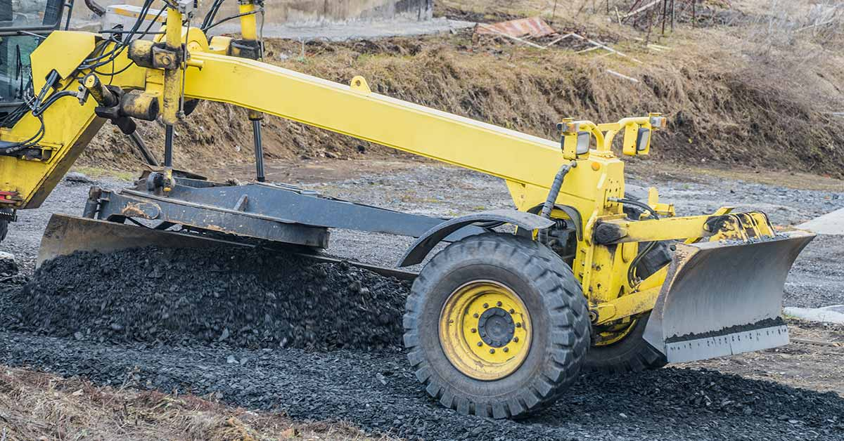 Quick Tips for Motor Grader Safety at the Job Site