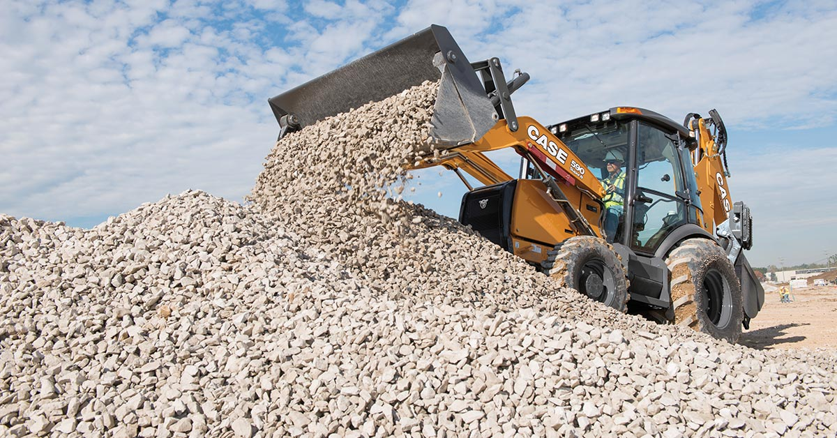 Top Tips for Buying a New Backhoe Loader