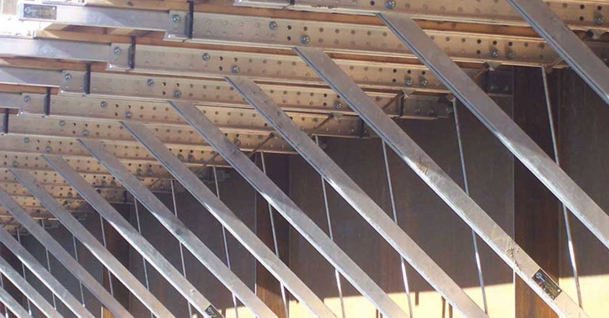 Overhand Brackets and Bridge Hangers