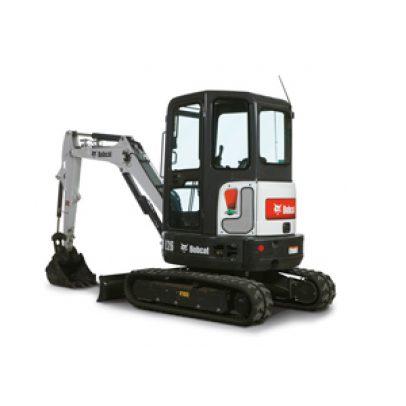 Excavators: Compact