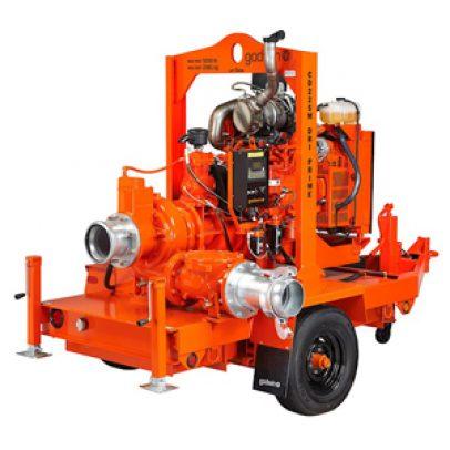 Dry Prime Water Pumps