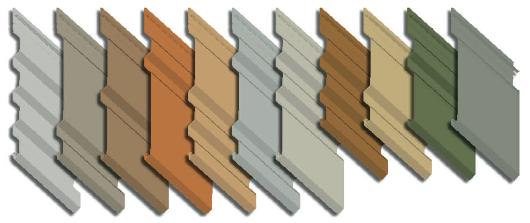 Concealed Fastener Panels