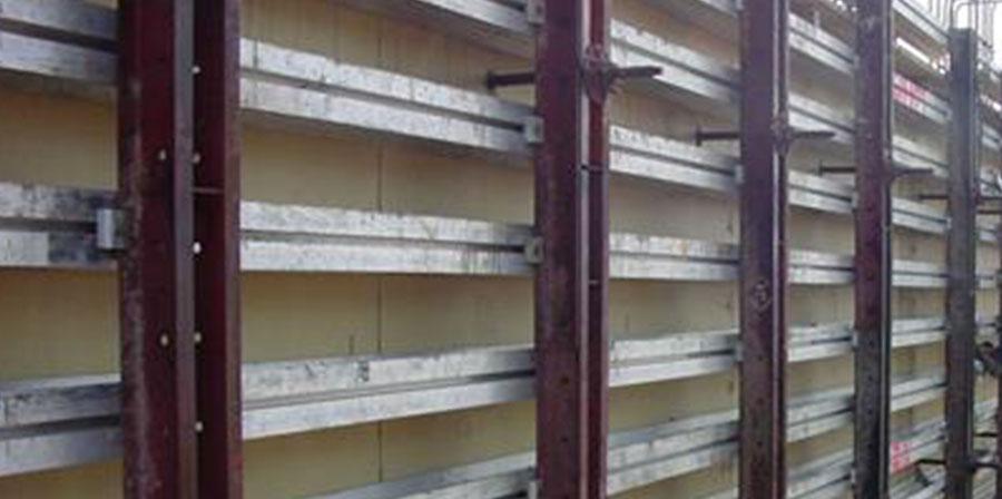Aluminum Beam Gang Form System