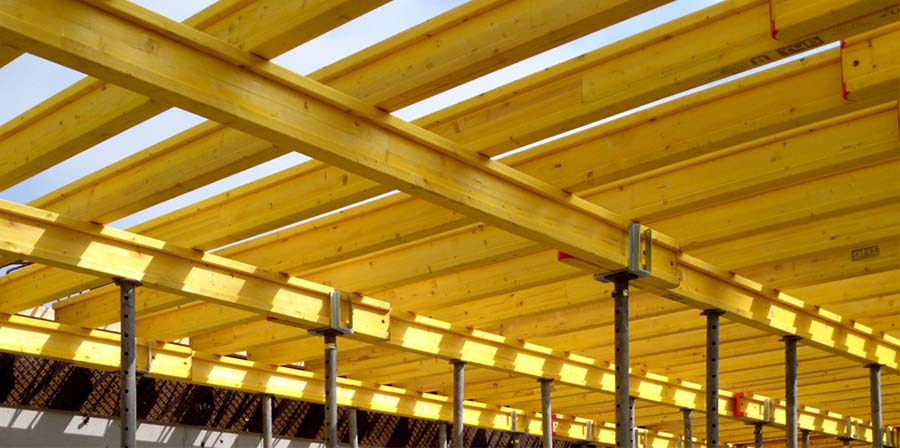 H20 Wood Beams