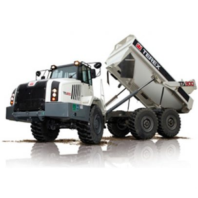 Terex Articulated Off-Road Trucks