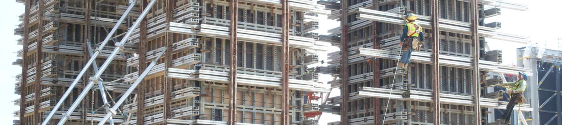Concrete Forming & Shoring Services