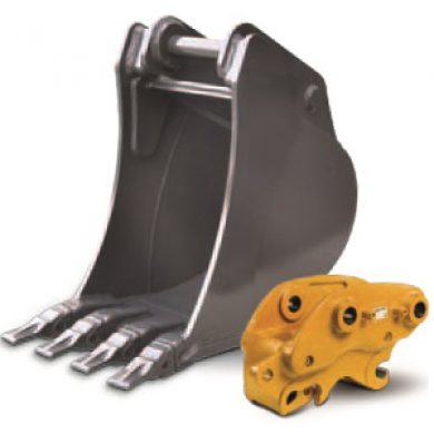 Attachments available for most machines to expand the versatility of your equipment.