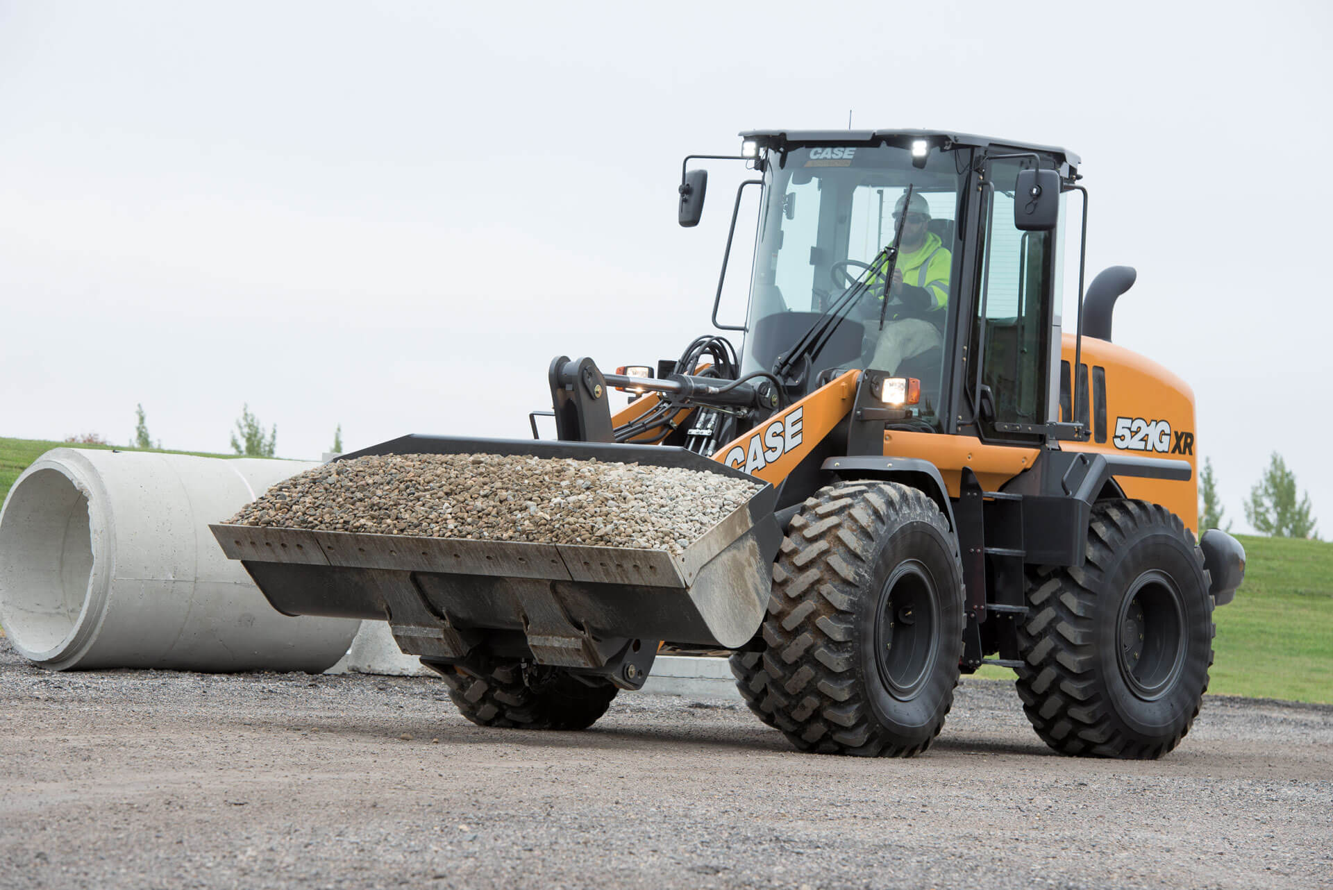 CASE 521G Wheel Loader