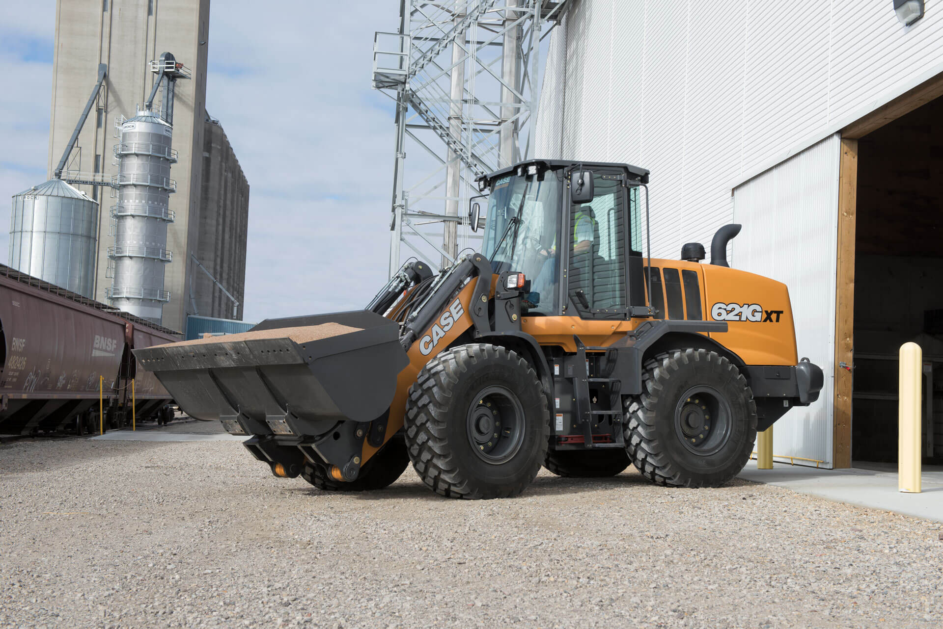 CASE 621G Wheel Loader