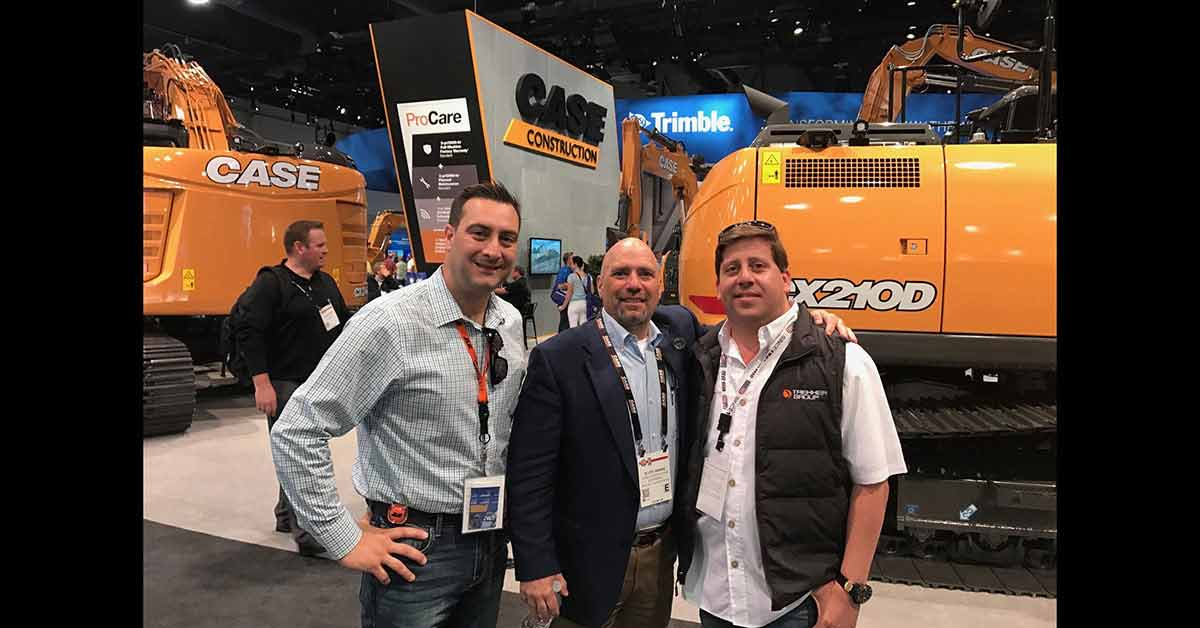 Trekker Group at the 2017 CONEXPO-CON/AGG