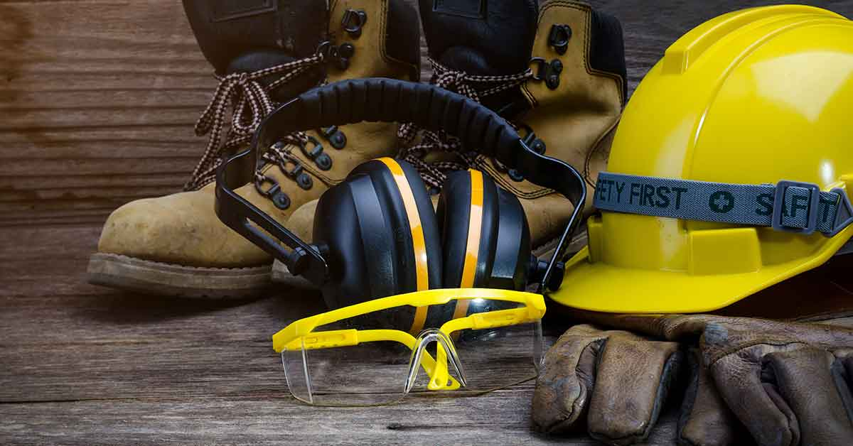 Basic Personal Protective Equipment (PPE) for Construction Workers