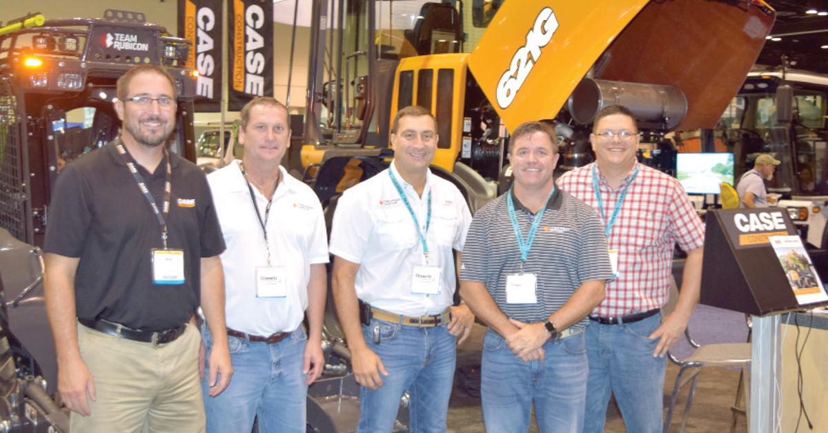 Trekker Group at the 2017 PWX Conference