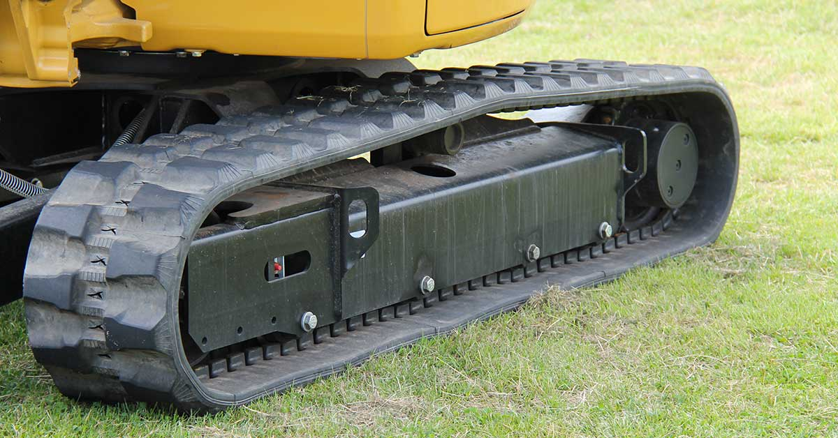 Top Tips for Rubber Track Maintenance to Maximize Their Life