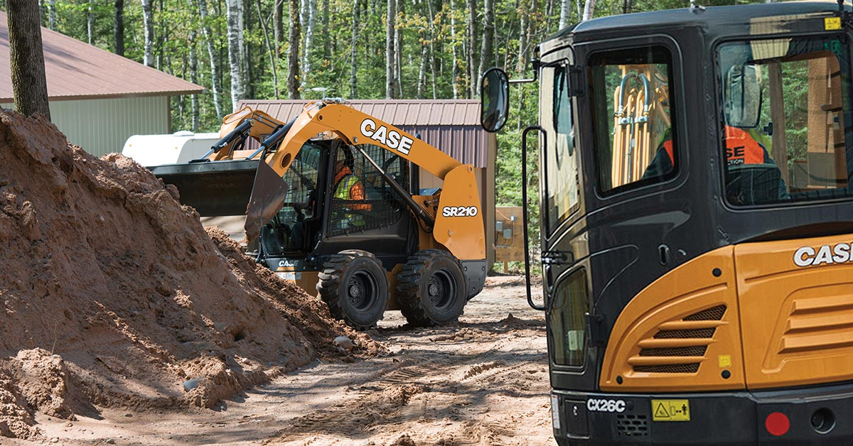 Top Tips for Buying a New Skid Steer Loader