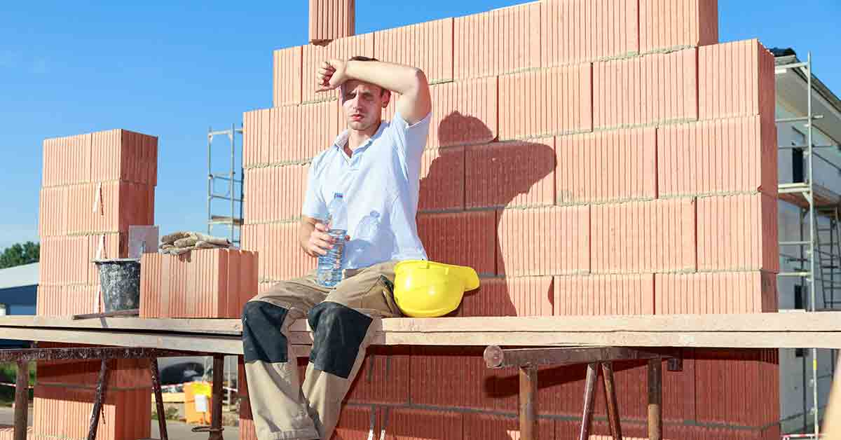 Heat and Sun Protection Tips for Construction Workers