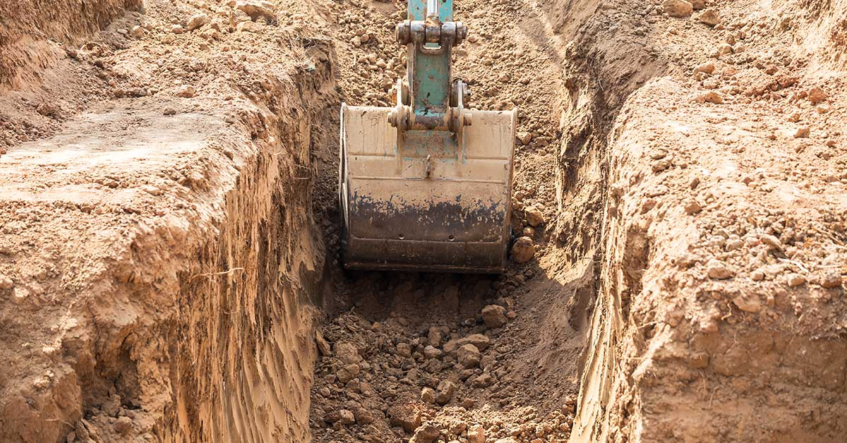 Top Tips for Construction Worker Safety at Trench Sites