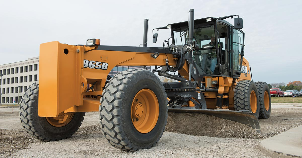 Top Tips for Buying a New Motor Grader