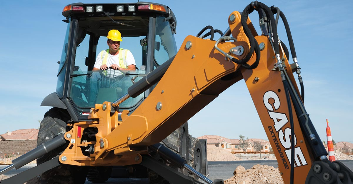 Quick Tips for Backhoe Loader Safety at the Job Site