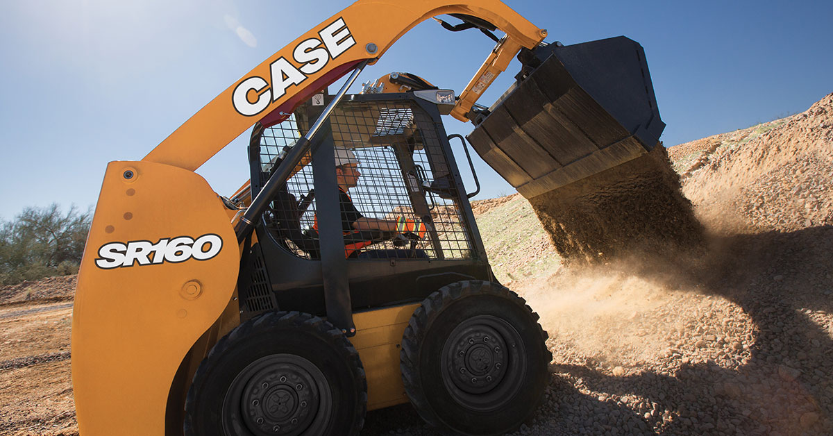 Quick Tips for Skid Steer Loader Safety at the Job Site