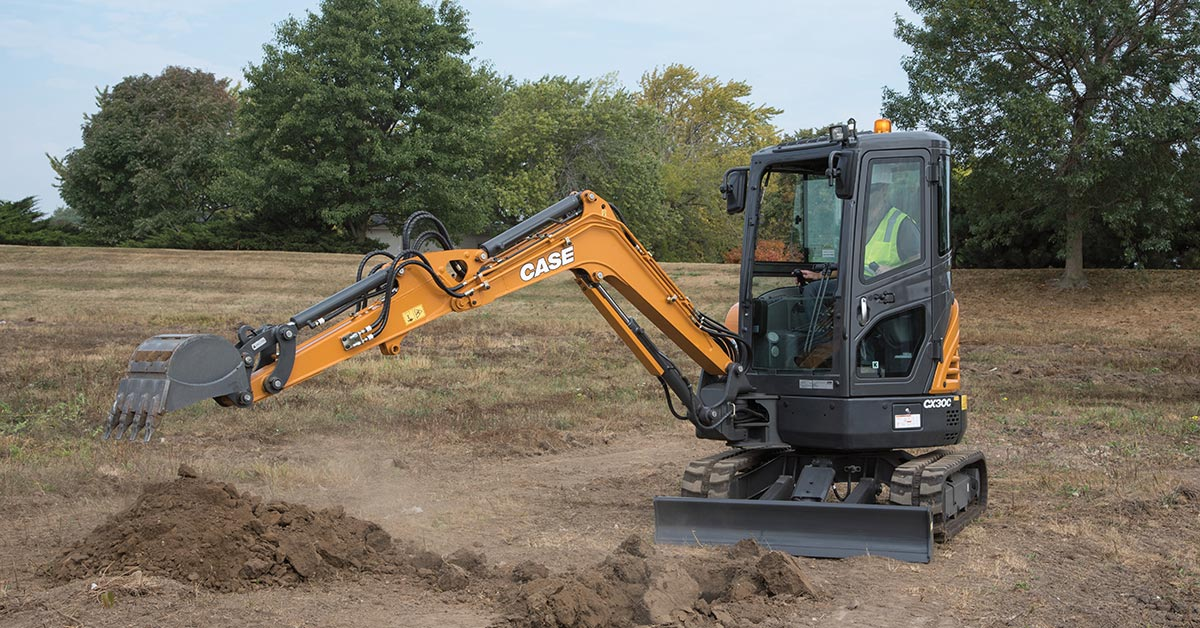 Reasons to Have a Mini Excavator in Your Company's Fleet
