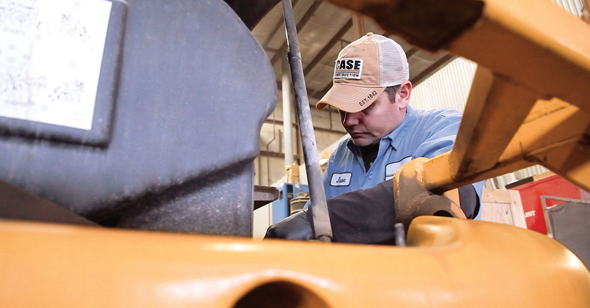 Tips for Basic Preventive Maintenance for Wheel Loaders
