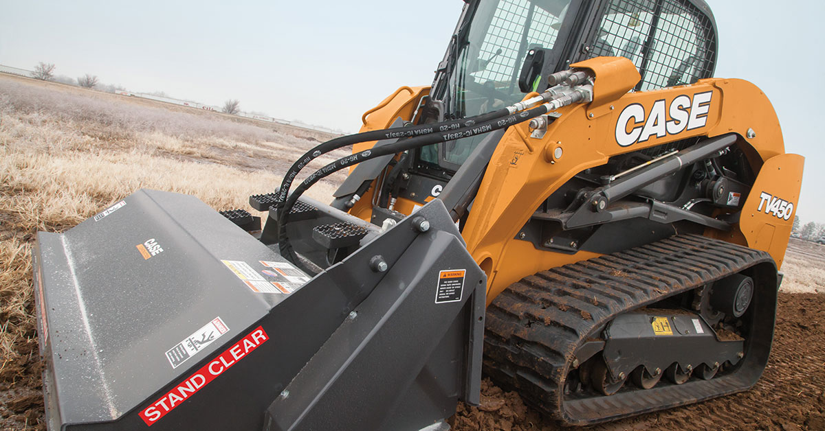 Top Tips for Buying a New Compact Track Loader