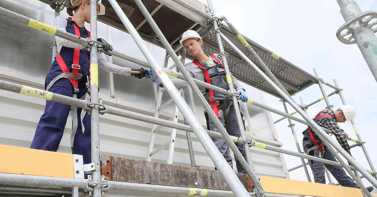 Trekker Distributor: Your Choice for Perfect Scaffolding Solutions