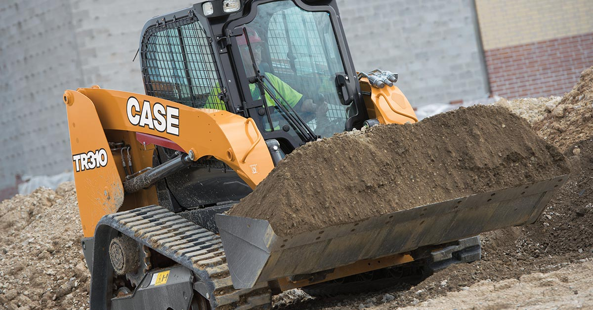 Tips for Basic Preventive Maintenance for Compact Track Loaders