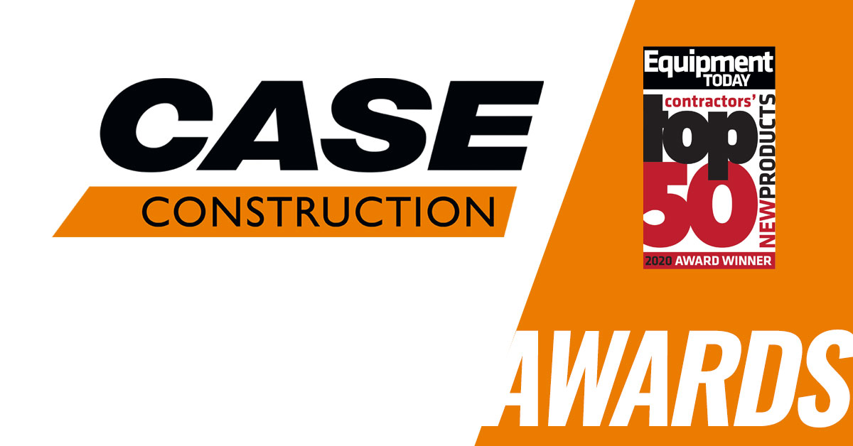 2020 CASE Construction Equipment Awards and Innovations