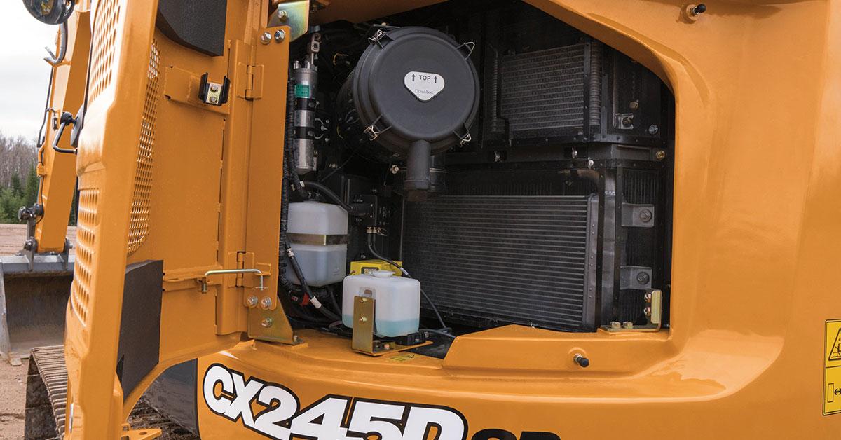 Top Tips for Heavy Equipment Diesel Engine Maintenance